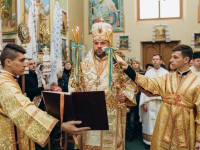 110 років парафії святої великомучениці Параскеви.