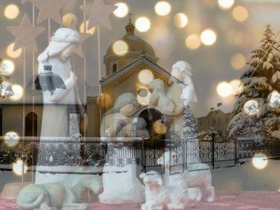 Розпорядок Різдвяних Богослужінь 2020 р.Б.