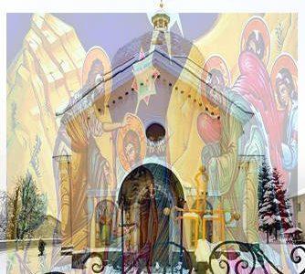 РОЗКЛАД   БОГОСЛУЖІНЬ 13-20 січня