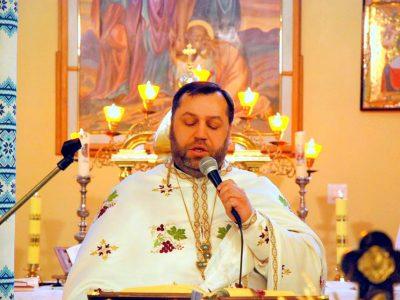 Вітаємо отця Тараса Огара з Днем народження.