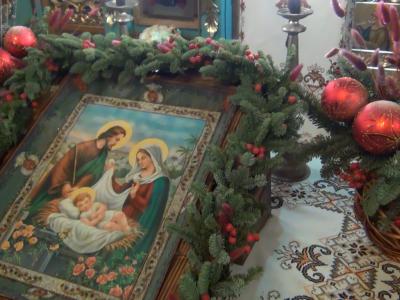 Різдво Господа Бога і Спаса нашого Ісуса Христа.