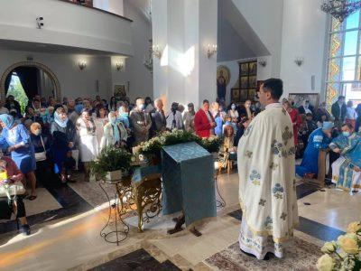 Відбувся 15-й з'їзд спільноти «Матері в молитві» Івано-Франківської Архиєпархії.